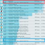 LG G4 a Sony Xperie Z4 zachyceny v grafickém benchmark testu