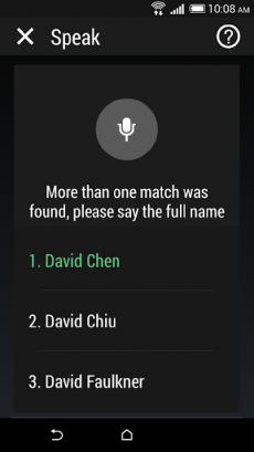 HTC Speak2