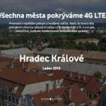 LTE: Vodafone do konce léta pokryje všechny statutární města
