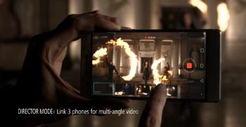 Huawei P8 Global Launch 2015 camera