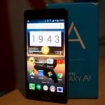 Samsung Galaxy A5 – zlatá střední cesta (recenze)