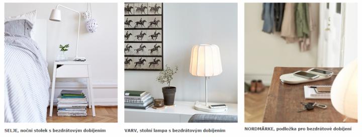 bezdratove dobijeni IKEA
