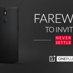Společnost OnePlus definitivně zkoncovala s pozvánkami