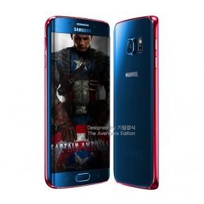 Avengers Galaxy S6 edge 1