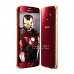 Samsung chystá limitovanou sérii Galaxy S6 Iron Man