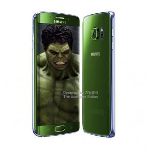 Avengers Galaxy S6 edge 2