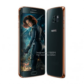 Avengers Galaxy S6 edge 4