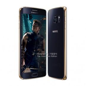 Avengers Galaxy S6 edge 5