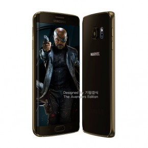Avengers Galaxy S6 edge 7