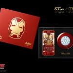 Jeden kousek z Iron Man edice S6 Edge se prodal za 91 600$