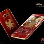 Samsung uvádí limitovanou sérii Galaxy S6 edge Iron Man