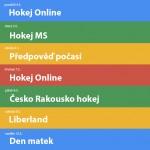 Nejvyhledávanější výrazy na Googlu | 19.týden