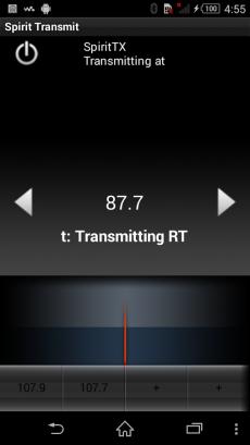 SpiritTransmit Root XperZ