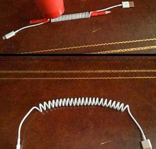 Postup zkracování kabelu