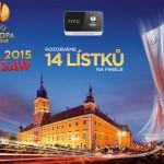 Soutěžte s HTC o 14 lístků na finále UEFA Evropské ligy