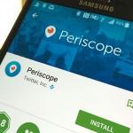 Periscope konečně přichází na Android