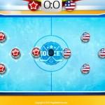 "Tip  hra ""Mini Hockey Stars"""