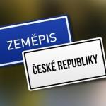 Tip| Aplikace Zeměpis ČR