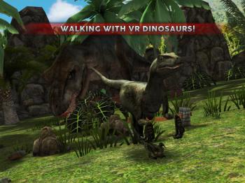 Pohled na dinosaury