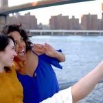 Selfie tyče před 32 lety