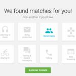 Google spustil službu, která Vám pomůže vybrat ideální mobil