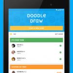 Doodle Draw první hra pro Facebook Messenger