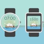 Tipy pro Android Wear #8 – Spotify a foto ciferníky