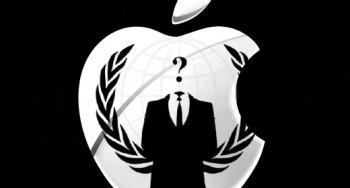ilustrační obrázek Apple anonymous