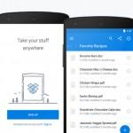 Dropbox 3.0 přináší konečně Material Design
