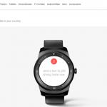 LG G Watch R pomalu mizí z prodeje