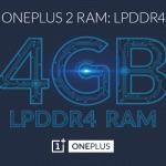 OnePlus2 nabídne 4GB RAM