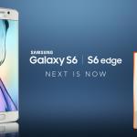 Samsung přichází s akcí Cash Back 2500,- na Galaxy S6 a S6 edge