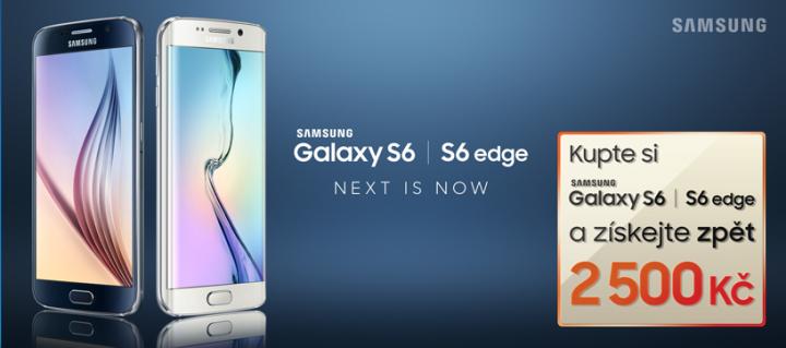 Galaxy S6 sleva