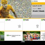 Prázdninový tip|Stáhněte si oficiální aplikaci TOUR DE FRANCE