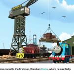 Aplikace týdne  Thomas's Musical Day for Percy