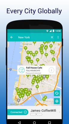 WifiMapper - Free Wifi Map1
