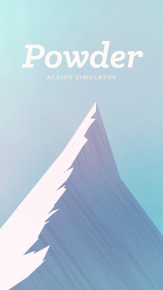 Powder - alpine simulátor