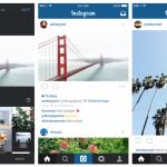 Instagram konečně podporuje landscape obrázky a portréty