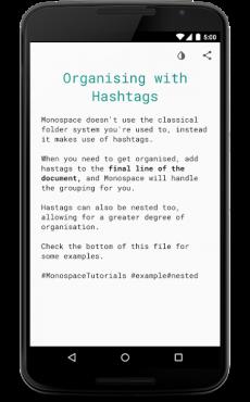 Monospace Writer2