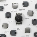 Modulární smartwatch míří na Kickstarter