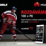 Huawei spouští soutěž o 100 smartphonů P8