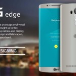 LG G Edge: oboustraně zakřivený