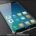 Xiaomi Mi5: aktualizace designu