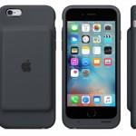 Apple vymyslel obal s baterii pro své iPhony