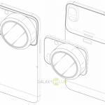 Samsung má nový patent: telefon s vyměnitelným fotoaparátem