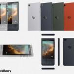 BlackBerry chystá další android telefon!