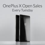 OnePlus X bude každé úterý dostupný bez pozvánky