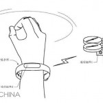 Dron, který si nechala patentovat společnost Xiaomi, se bude nejspíše ovládat gesty.
