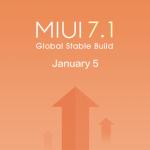 MIUI 7.1: dostala většina zařízení od Xiaomi