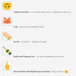 Aktualizace SwiftKey přinesla všechny emoji z Androidu M